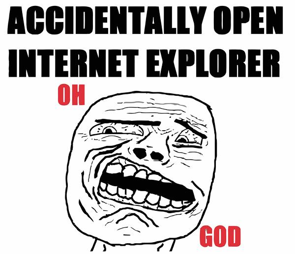 Как скачать нормальный браузер не используя Internet Explorer?