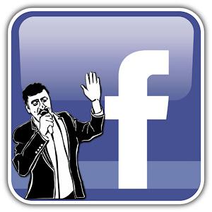 как удалить аккаунт на facebook