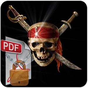 Как снять защиту с файла pdf