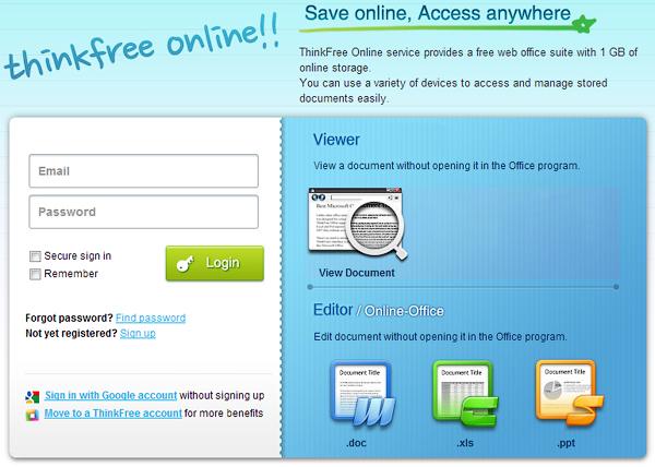 офис онлайн